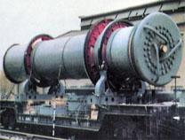 HZG系列直接加热式回转滚筒干燥机